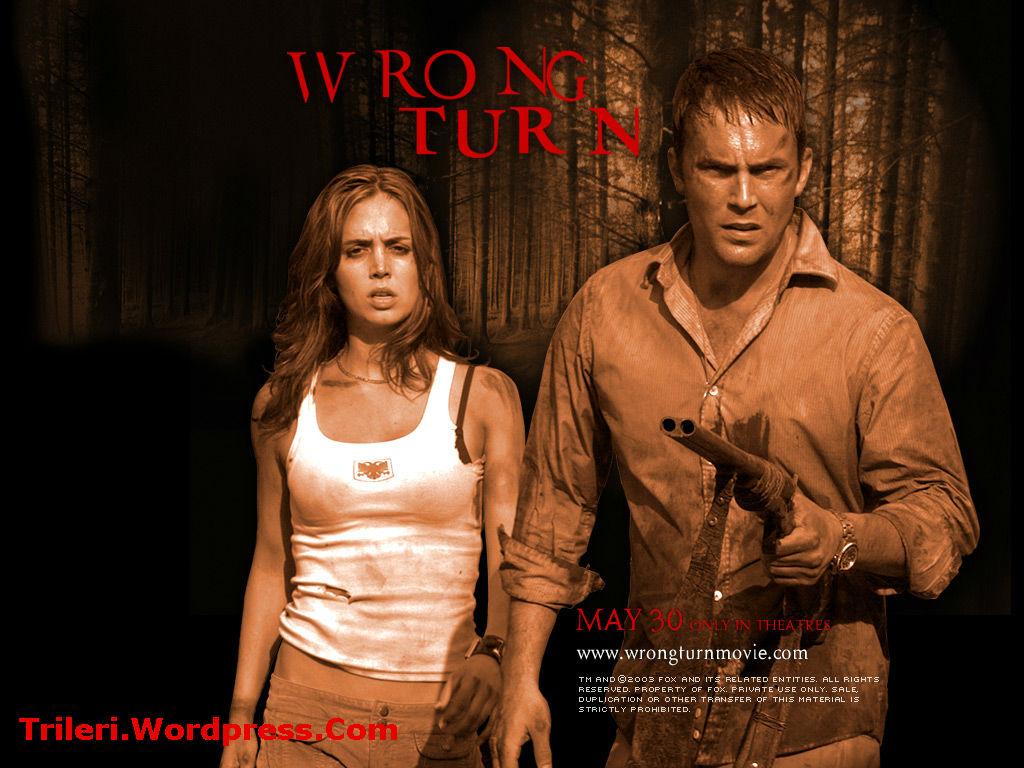 Wrong Turn (I) (2003) FULL MOVIE - YouTube
